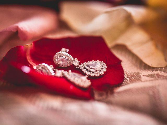 Los pendientes según el estilo de novia y de boda