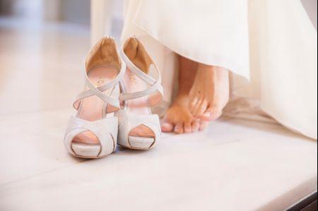 ¡Saca el máximo partido a los zapatos de novia después de la boda!
