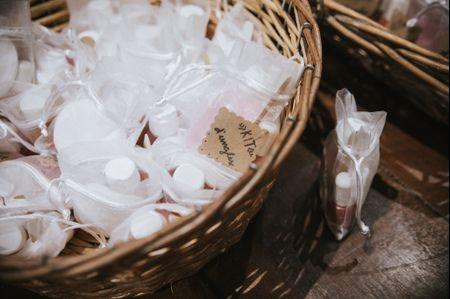 8 detalles para sorprender a vuestras invitadas