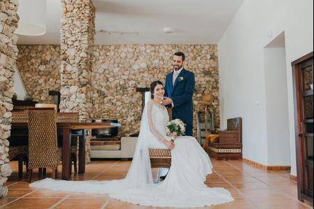 Bodas con estilo: ¿habéis pensado en casaros en casa?