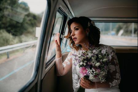 Todo lo que queréis saber sobre el coche de la novia