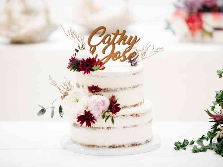¡Descubrid qué pasteles endulzarán vuestro enlace en 2019!