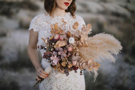 70 ramos de novia originales ¡en todos los estilos!