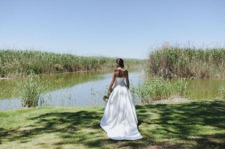 �Por d�nde empezar con la b�squeda del vestido de novia?