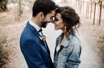 Novios millennials: así son sus bodas