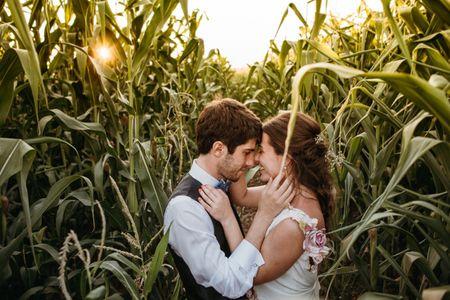Una decoración de boda muy personal: ¿con qué estilo os quedáis?