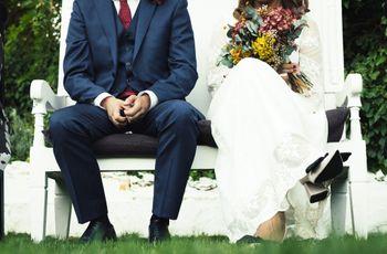 ¡Descubrid qué colores marcarán tendencia en las bodas de 2019!