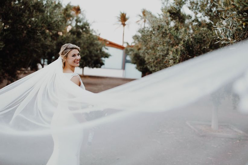 77590481a1 Carlos Glez. Fotógrafo. El velo de novia ...