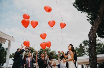 """¿Una boda en San Valentín? ¡""""Sí, queremos""""!"""