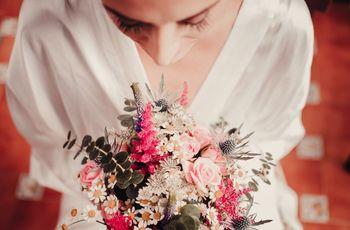 Más de 100 ramos de novia silvestres: ¡vuelve a enamorarte!