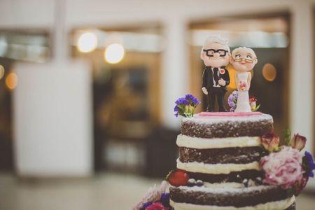 50 figuras originales para la tarta de boda: ¡elige tu favorita!