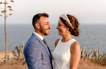 La boda de Muhasin y Sandra: dos culturas enamoradas