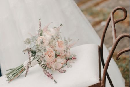 50 ramos de novia románticos. ¡Enamórate por completo!