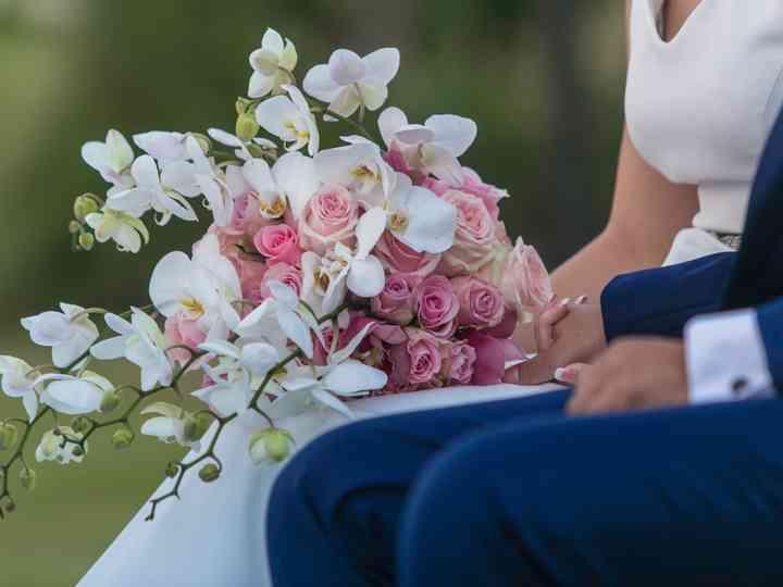 50 ramos de novia con rosas: ¡encuentra el tuyo!