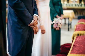 ¿Qué necesito para casarme por la Iglesia?