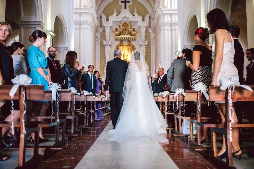 Matrimonio Catolico Sin Fiesta : Canciones para la entrada de novia en ceremonia