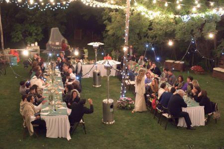 5 ideas para una boda tipo verbena