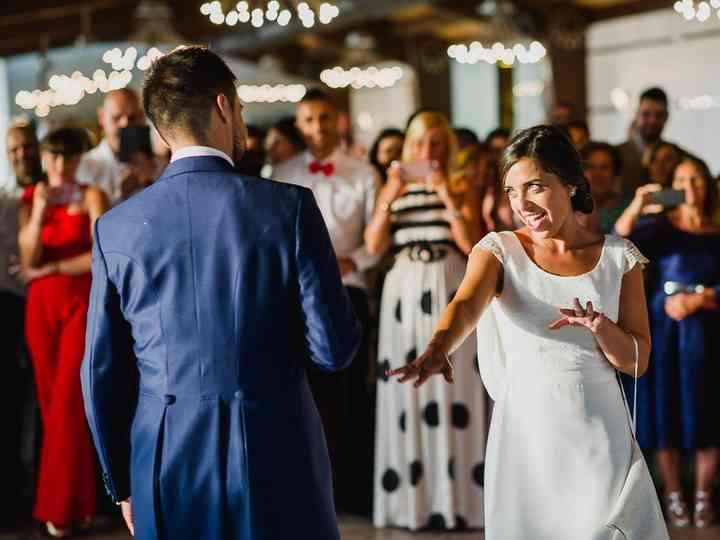 Tips y protocolo del primer baile de casados