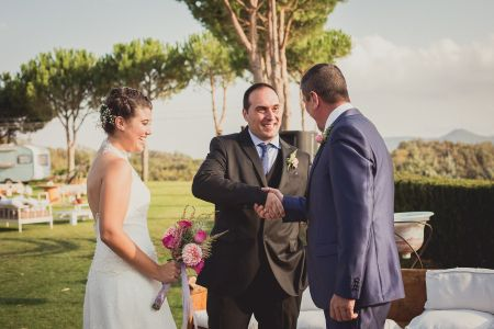 Cómo elegir a los testigos de boda