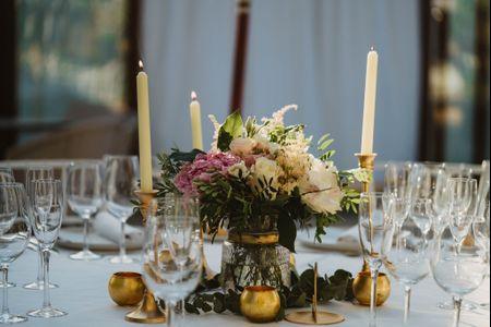 ¿Soñáis con un banquete de boda vintage?