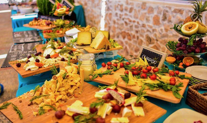 8 consejos para organizar una boda buffet - Organizar mi boda ...