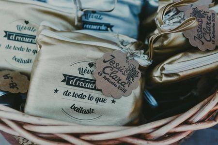 11 detalles originales para bodas: ¡sorprende a tus invitados!