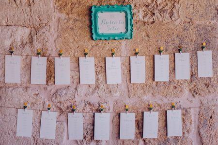 Test: ¿qué 'seating plan' va más con vuestra boda?