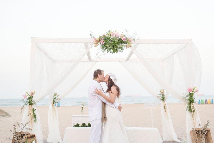 Como ir vestida a una boda ibicenca