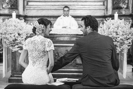 Textos de boda para la primera lectura de una ceremonia religiosa
