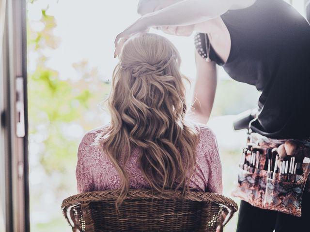 30 medios recogidos para novias: looks naturales con un ápice de sofisticación