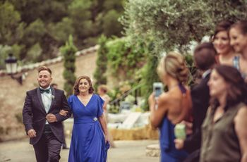 Protocolo de entrada a la ceremonia para bodas gay