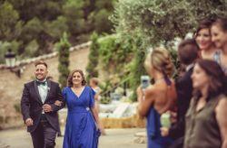 Protocolo de entrada para bodas gay