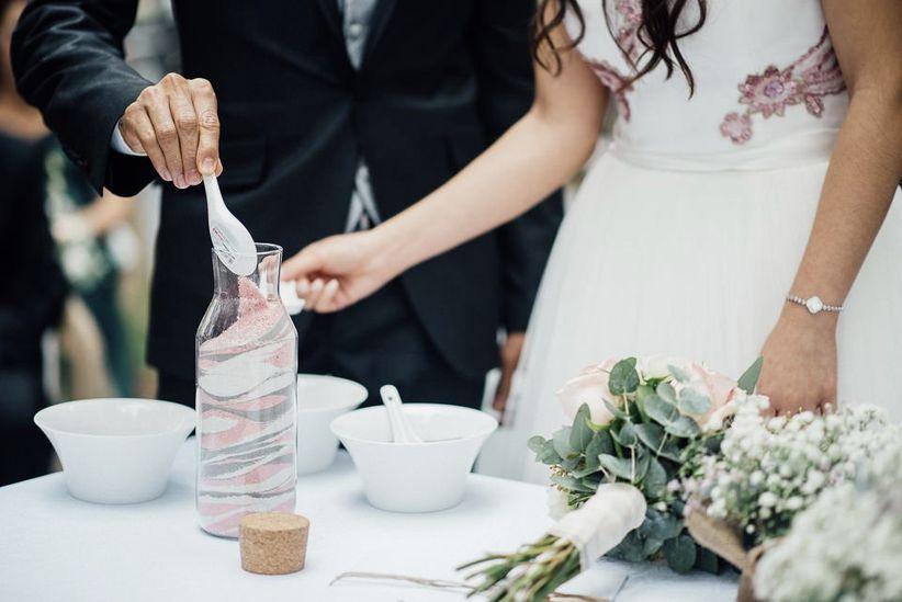Matrimonio Simbolico De La Arena : Conoces la ceremonia de arena