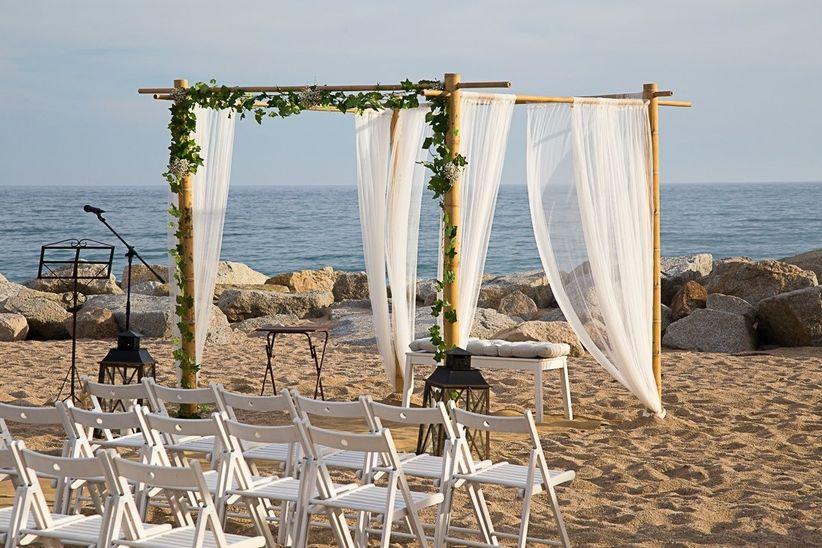 Decoraci n para bodas en la playa todo lo que debes saber - Decoracion boda playa ...