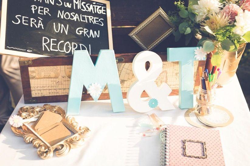 22 ideas para decorar tu boda con pizarras - Pizarras para decorar ...