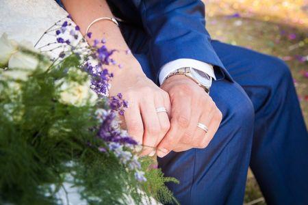 Alianzas y arras, s�mbolos del matrimonio