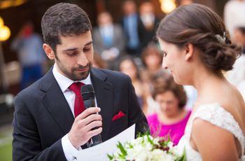 10 poemas de amor para leer en tu boda