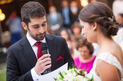 Frases bíblicas de amor para una ceremonia religiosa