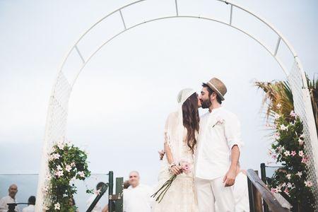 50 ideas de decoración para bodas ¡total white!
