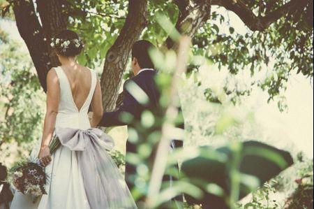 20 ideas para decorar tu boda con lazos