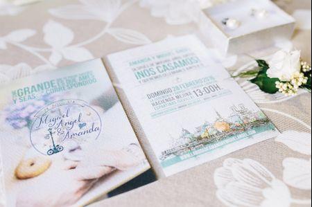 35 ideas para una boda en azul