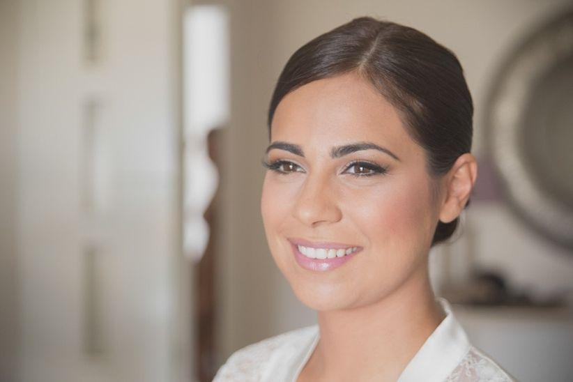 Como Conseguir Un Maquillaje Natural El Dia De Tu Boda - Maquillaje-natural-de-dia