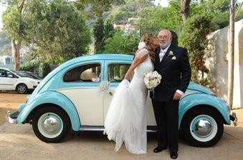 Padrinos de boda y protocolo