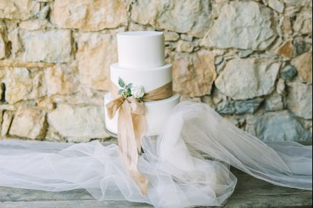 Consejos para elegir vuestra tarta de bodas perfecta