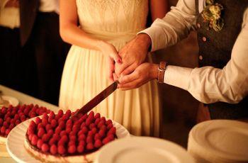 20 pasteles para bodas en verano que te enamorarán