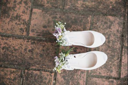 15 alpargatas de novia para una boda al aire libre