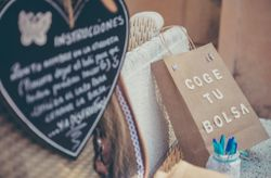 10 welcome bags para vuestros invitados
