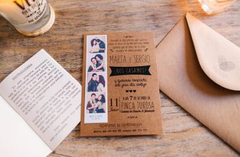 25 textos románticos para incluir en las invitaciones de boda