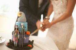 20 fant�sticas tartas de boda decoradas
