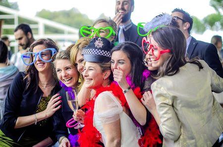 Ideas para divertir a tus invitados de boda